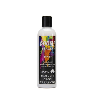 Boom Gel Sealer 250ml - Matte