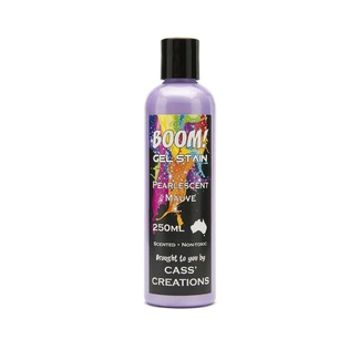 Boom Gel Stain 250ml - Pearlescent Mauve