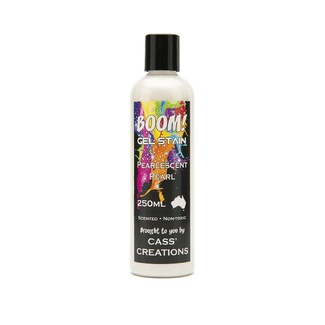 Boom Gel Stain 250ml - Pearlescent Pearl