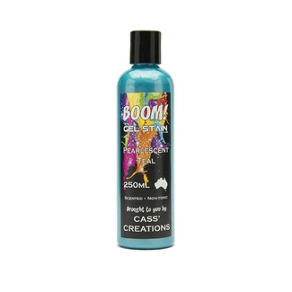 Boom Gel Stain 250ml - Pearlescent Teal
