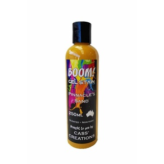 Boom Gel Stain 250ml - Pinnacle Sands