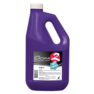 Chroma 2 Student Paint 2L - Purple