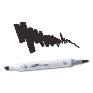 Copic Ciao Art Marker - 100 Black