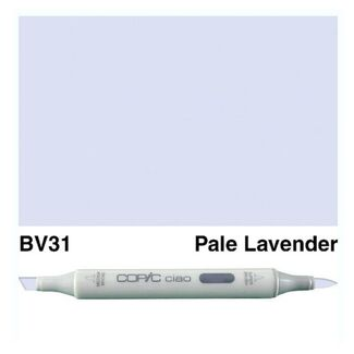Copic Ciao Art Marker - BV31 Pale Lavender
