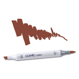 Copic Ciao Art Marker - E29 Burnt Umber