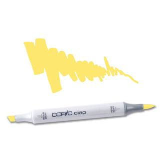 Copic Ciao Art Marker - Y15 Cadmium Yellow