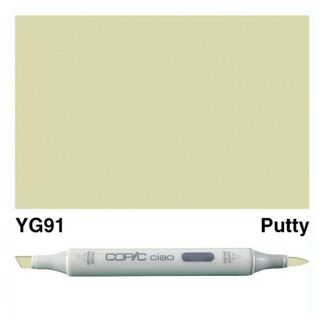 Copic Ciao Art Marker - YG91 Putty