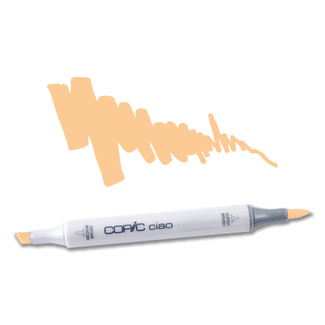 Copic Ciao Art Marker - YR02 Light Orange