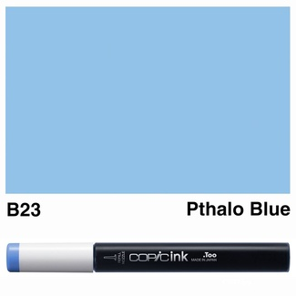 Copic Ink (Refill) 12ml - B23 Phthalo Blue