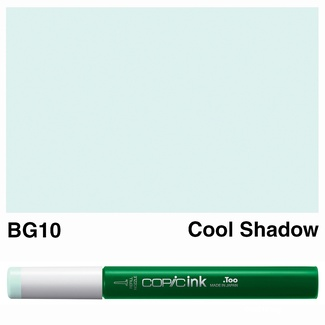 Copic Ink (Refill) 12ml - BG10 Cool Shadow
