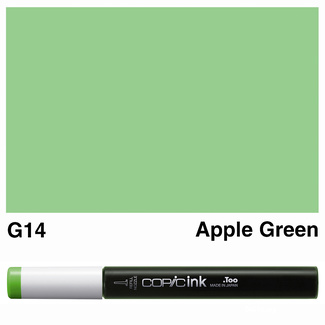 Copic Ink (Refill) 12ml - G14 Apple Green
