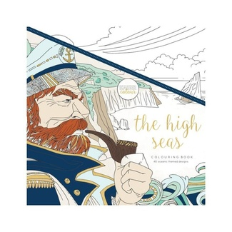 Kaisercolour Colouring Book - The High Seas