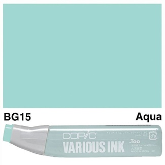 Copic Various Ink (Refill) - BG15 Aqua