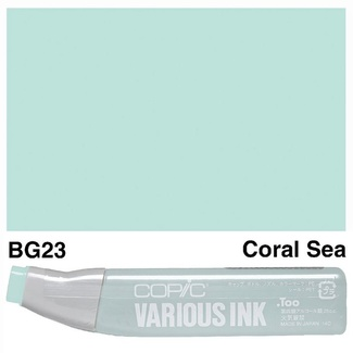 Copic Various Ink (Refill) - BG23 Coral Sea
