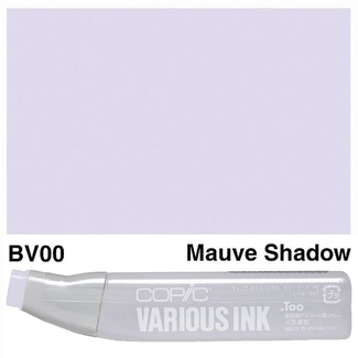 Copic Various Ink (Refill) - BV00 Mauve Shadow