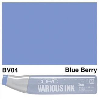 Copic Various Ink (Refill) - BV04 Blue Berry