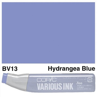 Copic Various Ink (Refill) - BV13 Hydrangea Blue