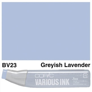 Copic Various Ink (Refill) - BV23 Greyish Lavender