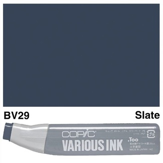 Copic Various Ink (Refill) - BV29 Slate