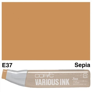 Copic Various Ink (Refill) - E37 Sepia