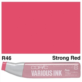 Copic Various Ink (Refill) - R46 Strong Red