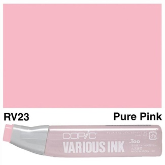Copic Various Ink (Refill) - RV23 Pure Pink