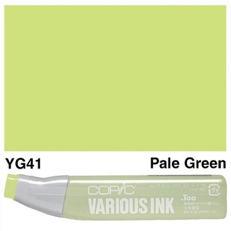 Copic Various Ink (Refill) - YG41 Pale Cobalt Green