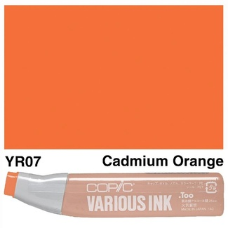 Copic Various Ink (Refill) - YR07 Cadmium Orange