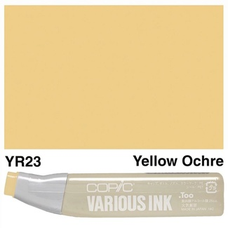 Copic Various Ink (Refill)- YR23 Yellow Ochre