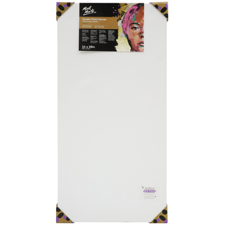 "Mont Marte Professional Series Canvas Double Thick 14"" x 28"" - 35.6 x 71.1cm"