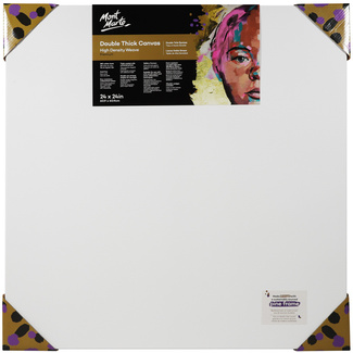 "Mont Marte Professional Series Canvas Double Thick 24"" x 24"" - 60.9 x 60.9cm"