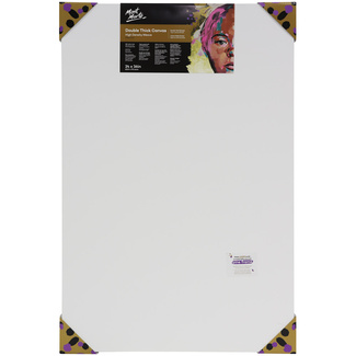 "Mont Marte Professional Series Canvas Double Thick 24"" x 36"" - 60.9cm x 91.4cm"