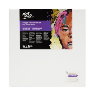 Mont Marte Canvas Single Thick 30.5 x 30.5 cm