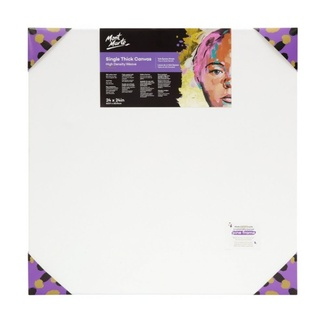 "Mont Marte Professional Series Canvas Single Thick 24"" x 24"" - 60.9 x 60.9cm"
