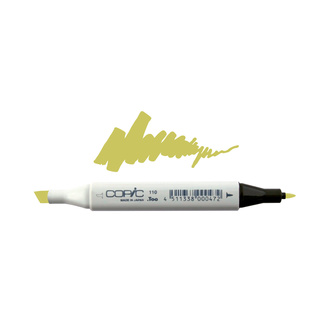 Copic Original Art Marker - YG95 Pale Olive