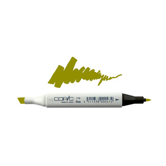 Copic Original Art Marker - YG97 Spanish Olive
