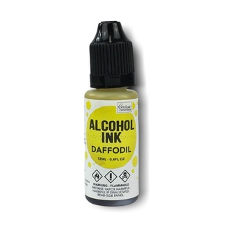 Couture Creations Alcohol Ink 12ml - Daffodil