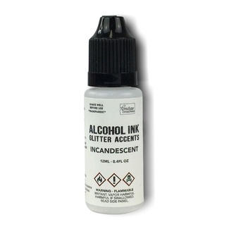 Couture Creations Alcohol Ink 12ml - Glitter Incandescent