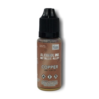 Couture Creations Alcohol Ink 12ml - Metallic Copper