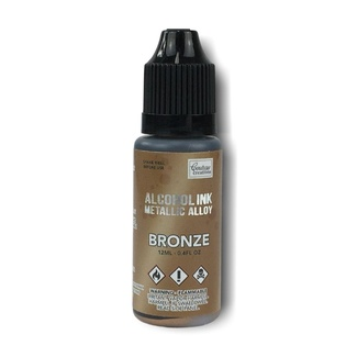 Couture Creations Alcohol Ink 12ml - Metallic Bronze