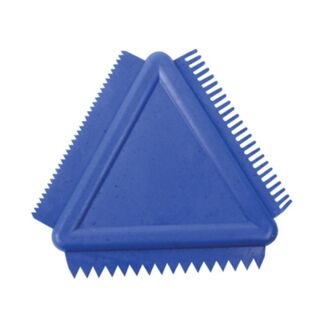 Triangular Rubber Comb