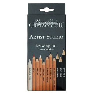 Cretacolor Artist Drawing Set 11pc