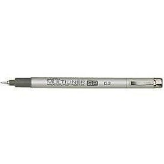 Copic Multiliner SP 0.2mm - Black