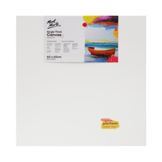 Mont Marte Studio Canvas Single Thick 60 x 60cm