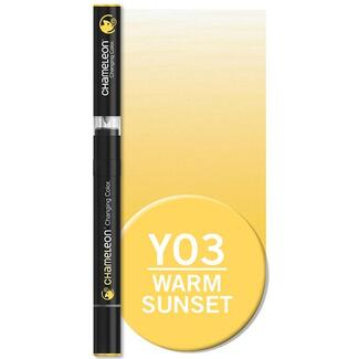 Chameleon Colour Tone Pen - Warm Sunset YO3
