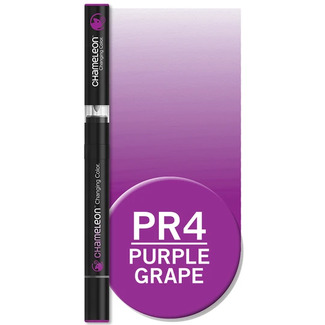 Chameleon Colour Tone Pen - Purple Grape PR4