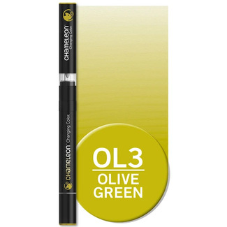 Chameleon Colour Tone Pen - Olive Green OL3