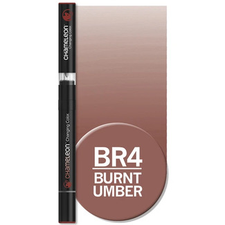 Chameleon Colour Tone Pen - Burnt Umber BR4