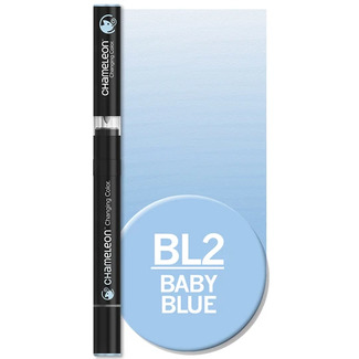 Chameleon Colour Tone Pen - Baby Blue BL2