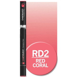 Chameleon Colour Tone Pen - Red Coral RD2